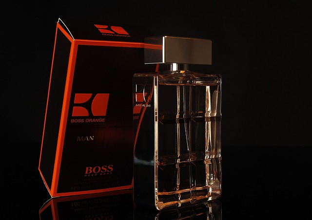 Perfumy boss