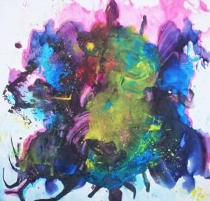 Malowanie canvas