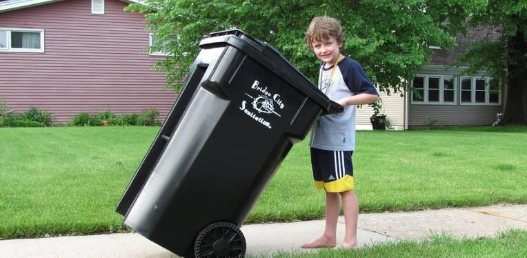 komu powierzyć usługę wywozu śmieci