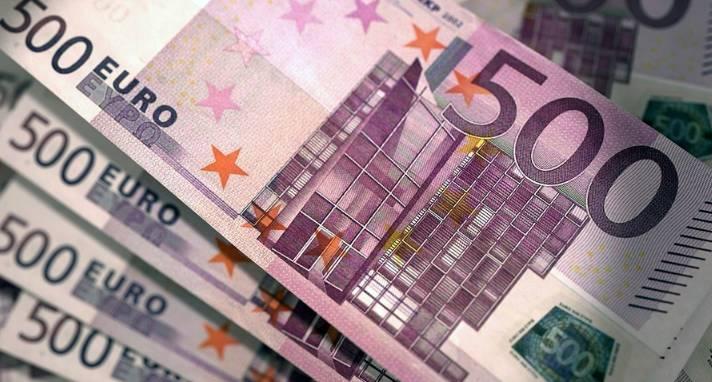 Banknot 500 euro