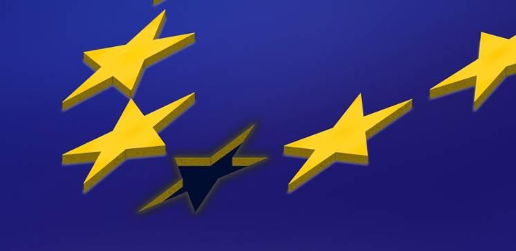 Gwiazdy z flagi UE