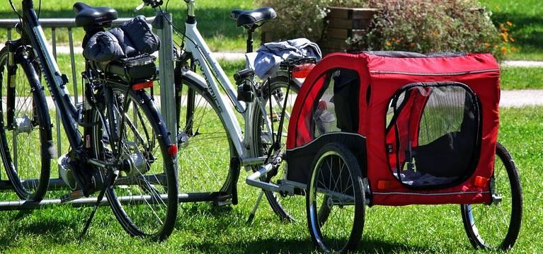 Przyczepki rowerowe