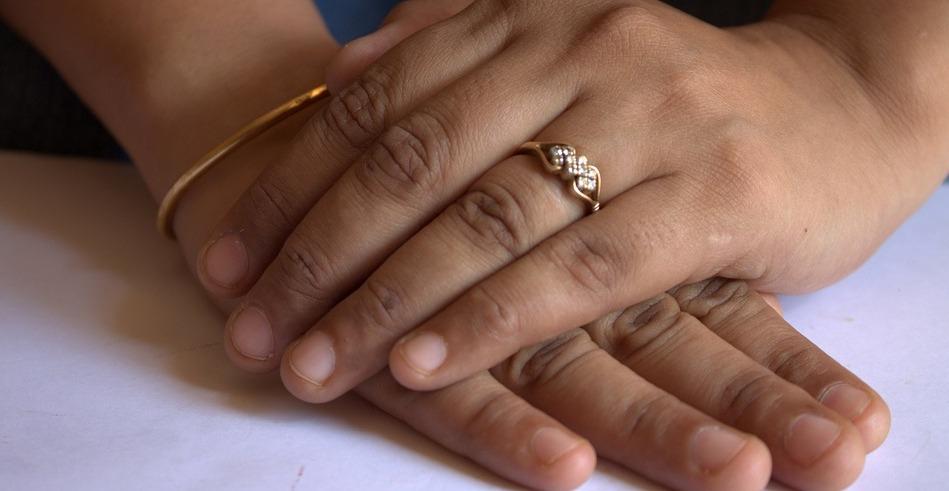 pierścionki ze stali szlachetnej
