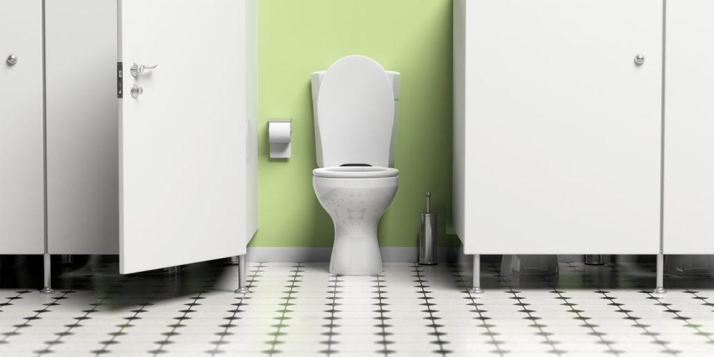 kabiny wc systemowe