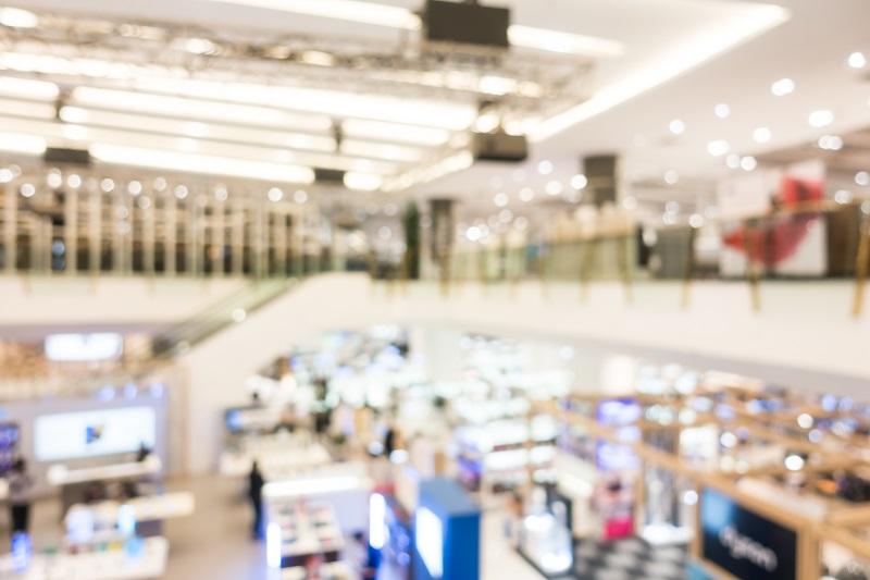 Oświetlenie W Sklepie A ścieżka Zakupowa Czyli O