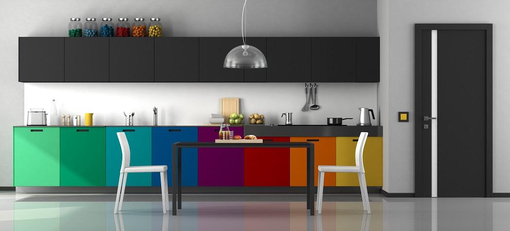 wizualizacja 3d kuchni